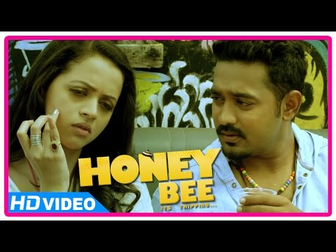 Honey Bee Malayalam Movie   Scenes   Bhavana Comes To Know About Asif Ali's Love