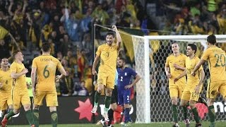 Australia - Greece 1-0 (93' Mathew Leckie)