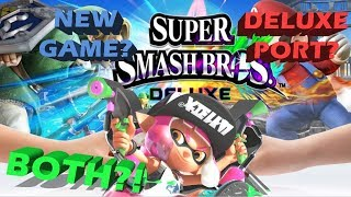 The NEXT SMASH BROS Game - How They Should Handle It