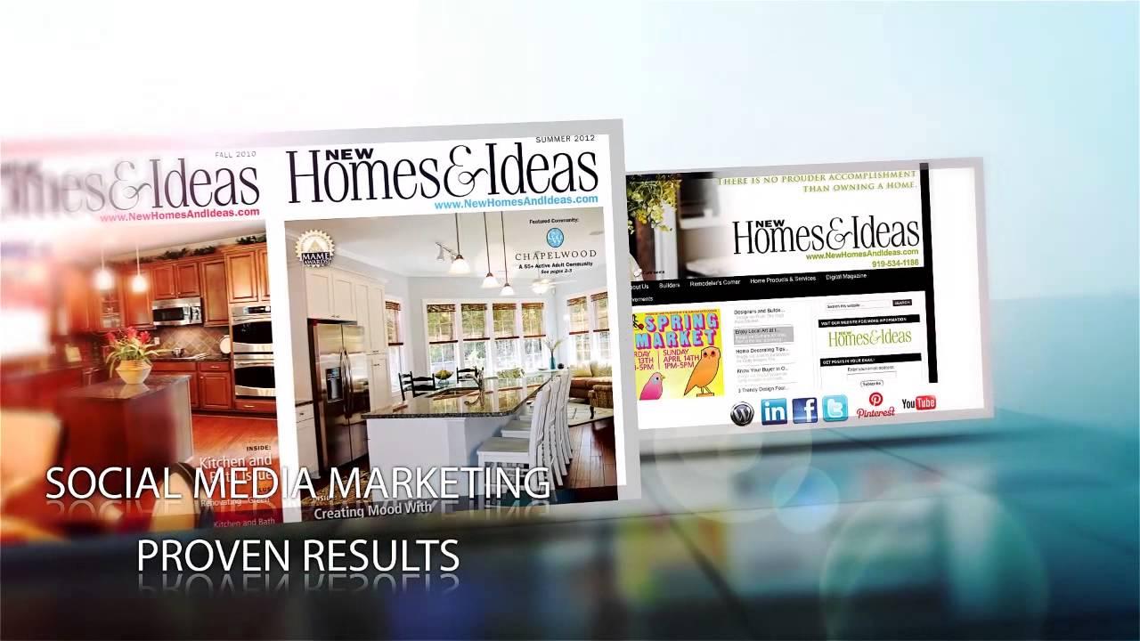 New Homes & Ideas magazine-2013 - YouTube