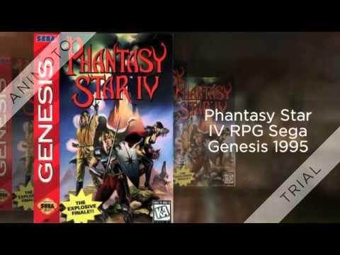 History of Phantasy Star Series 1987-2014