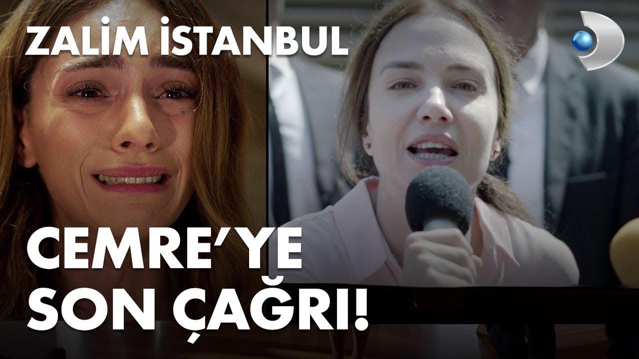 Cemre'ye son çağrı! - Zalim İstanbul 10. Bölüm