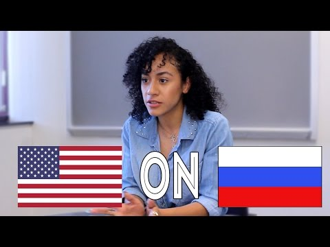 What Americans ACTUALLY Think About Russia