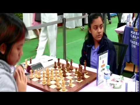World Junior Chess Championships - 2016 Live Stream