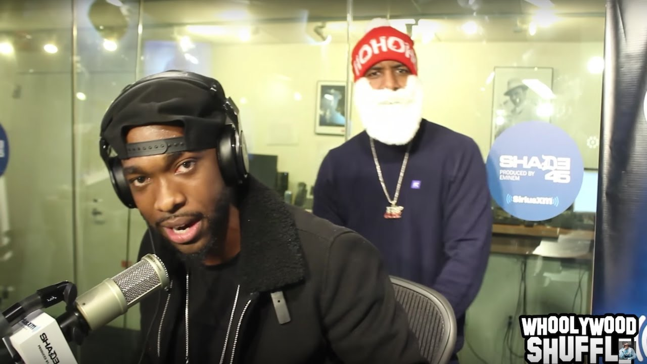 Jay Pharoah Freestyles as Eminem, Jay Z, The Weeknd and More (Video)