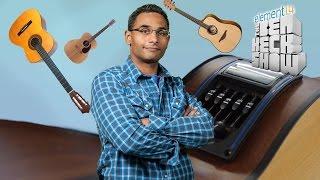 The Ben Heck Show's Felix Hacks a Guitar