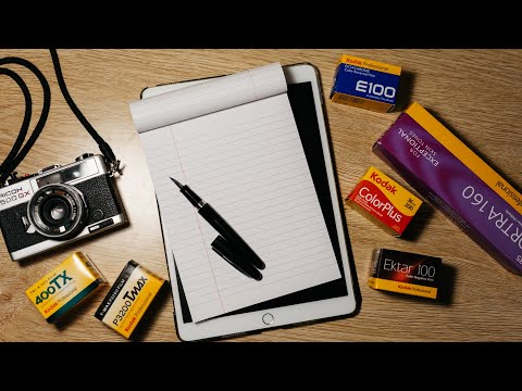 Film Photography - Online Resources List