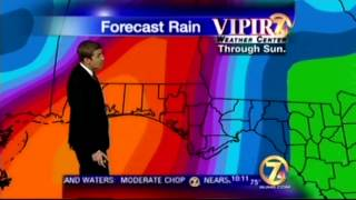 WJHG - Weathercast: Chris Smith 100313