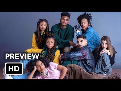 """Grown-ish (Freeform) """"Meet the Characters"""" Featurette HD"""