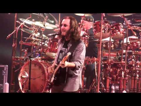 """""""Neil Peart Drum Solo & Headlong Flight"""" Rush@Wells Fargo Center Philadelphia 10/12/12"""