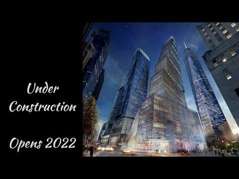 2 World Trade will Not Open 2022! - 200 Greenwich Street