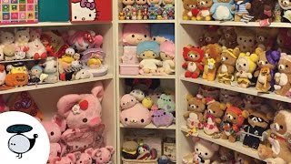KAWAII PLUSH COLLECTION 2015 [Rilakkuma, San-x, Sanrio, Amuse]