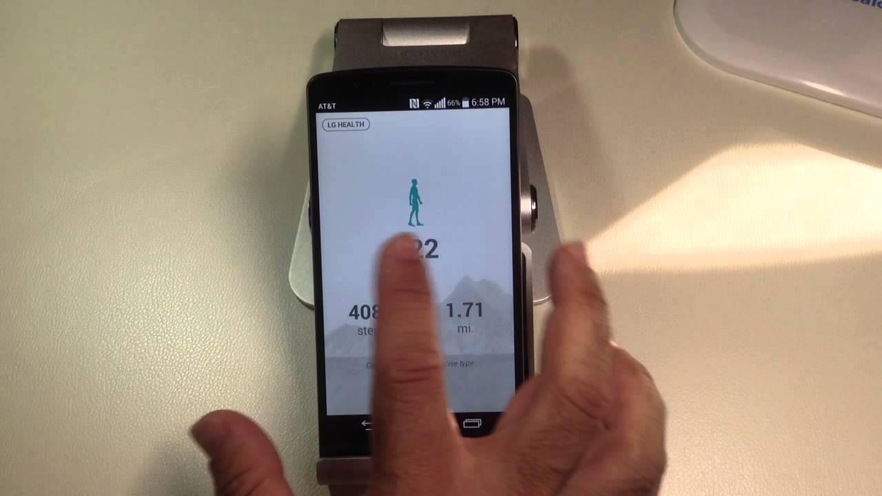 lg health app