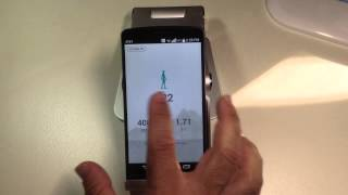 LG G3 Tips:  How to enable the Health App to track your steps screenshot 5