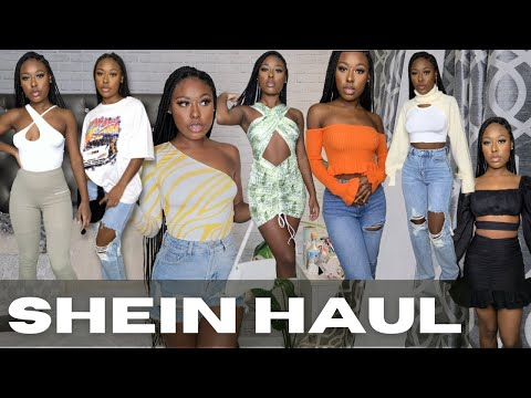 Shein Haul || You Need! Y2k Vibes, Graphic Tee,and Spring Time Must Haves || Huge Shein Haul
