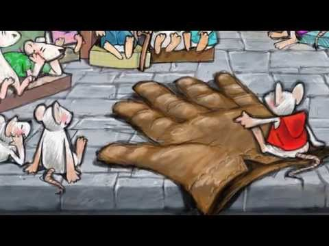 Scuola di preghiera per giovani topi