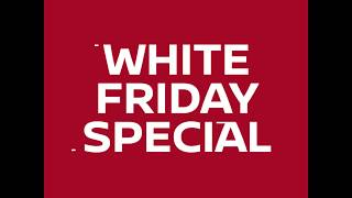 Nissan YES White Friday Special