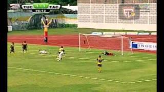 Torneo Apertura 2011 | Tucanes del Amazonas 1-2 Deportivo Táchira | 18/09/2011