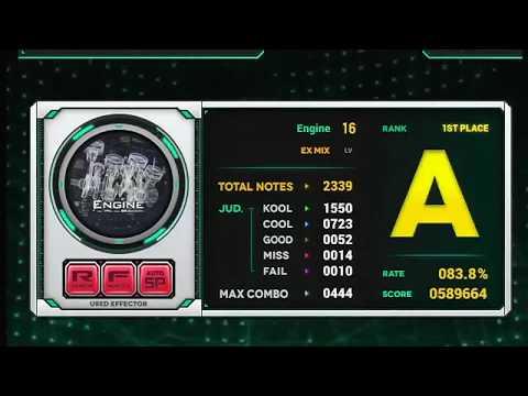 [EZ2AC : TT]1.0 5K - (16) Engine (EX)