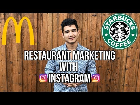 Restaurant Marketing with Instagram - Grow Your Business With Social Media