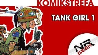 Tank Girl 1 - Komikstrefa #34