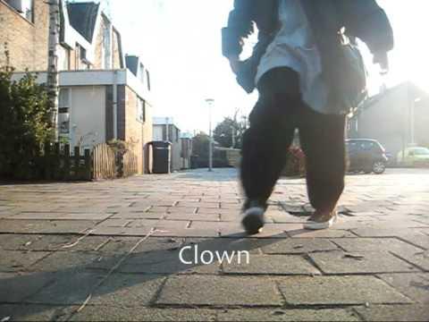 Clown - Cant Hear The Music
