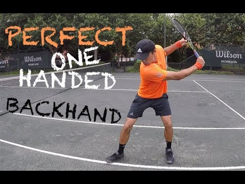 Baixar How To Hit Perfect One Handed Backhand (TENFITMEN, Episode 29)