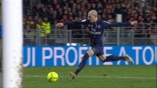 Stade Brestois 29 - Paris Saint-Germain (0-3) - Highlights (SB29 - PSG) / 2012-13