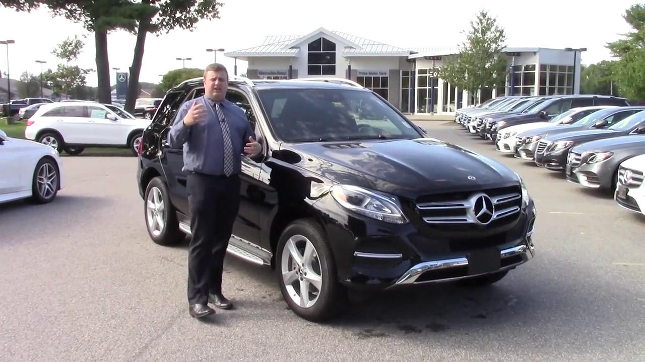 Mercedes Benz Gle 350 >> 2018 Mercedes-Benz GLE 350 - Anthony - YouTube