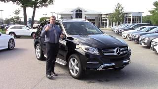 2018 Mercedes-Benz GLE 350 - Anthony