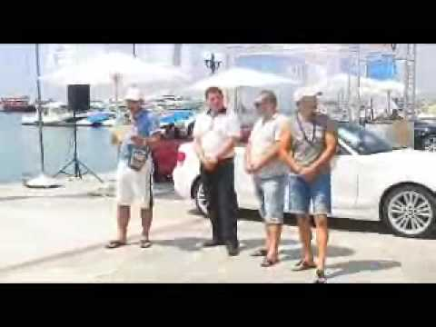 1 International sailing regatta BULGARIA Saint Vla...