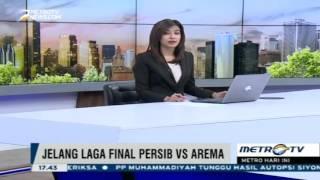 Jokowi Saksikan Final Piala Bhayangkara