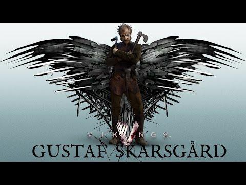 Meet the Actor: Gustaf Skarsgard (Floki from Vikings)