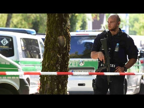 Several injured in rail station shooting near Munich, one arrested