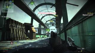 Oingle: We Are Not Evil, MW3 Longshot & Bankshot Throwing Knife Montage