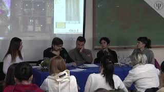 "Gambar cover Mesa plenaria: ""La Sexualidad no se hace la rata"""