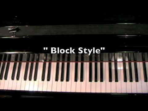 How To Play Jazz Piano via the song Misty