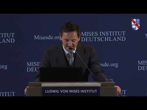 """""""Freie Privatstädte - die Zukunft gehört politikfreien Gemeinwesen"""" - Dr. Titus Gebel"""