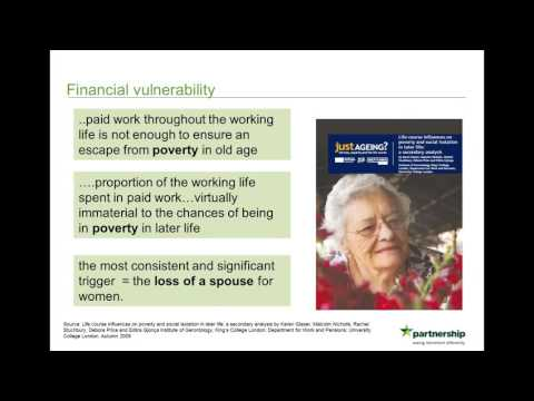 Partnership  -  Retirement – Vulnerability in the system