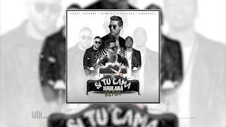 Si Tu Cama Hablara (Remix) - Lenny Tavárez Ft Mark B, J Álvarez & Amenazzy