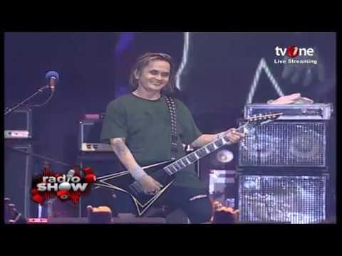 "Jamrud - ""Halo Penjahat"" || Radioshow 23 September 2018"