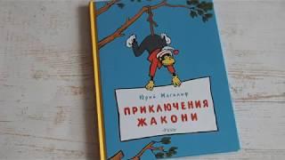 Юрий Магалиф: Приключения Жакони