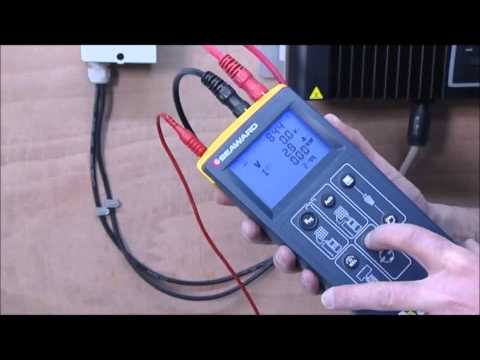 SEAWARD PV150 Solarlink Test Kit / Installation Tester Kit How-to instructional guide | RENVU.com