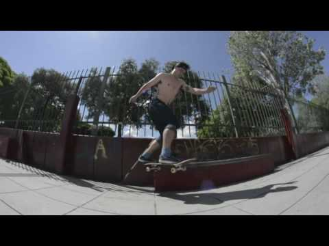 #slp15skateboardingvideo - ARIEL SEIB PART