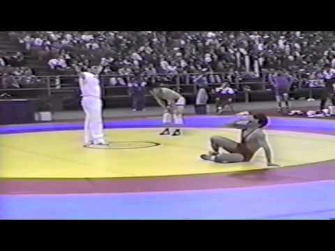 1994 World Cup: 52 kg Mevlana Kulac (TUR) vs. Koji Yamaguchi (JPN)