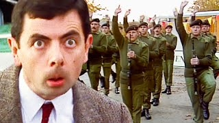 Military BEAN Mr Bean Full Episodes Mr Bean Official