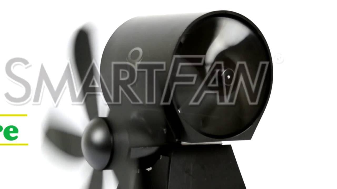 Ventilateur Original Smartfan Pour Poele A Bois Charbon Test