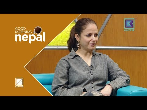 Dr. Aparna Koirala Basnet | Writer - Good Morning Nepal - 02 May 2018