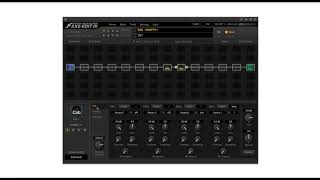 AXE FX III - REAL TIME 1ST USE - BUILDING A PRESET