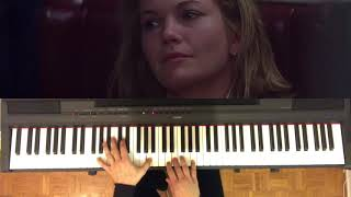 Unfaithful Film - Piano Theme and Movie Montage